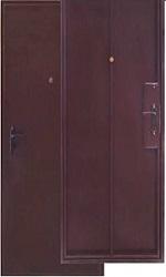 Дверь техническая без вн. отделки